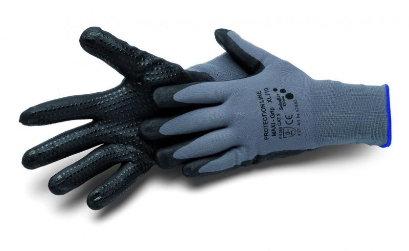 Handschuhe maxi grip haus garten arbeitsschutz handschuhe for Raumgestaltung gripp